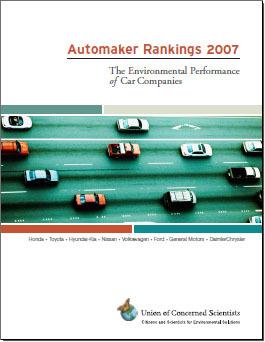 2007ranking_automaker