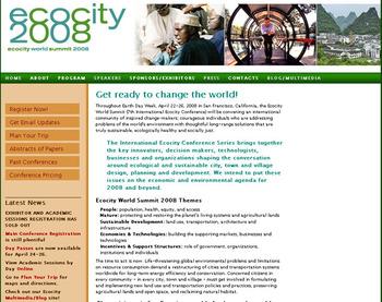 Ecocity2008