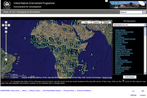 Googlemapafrica