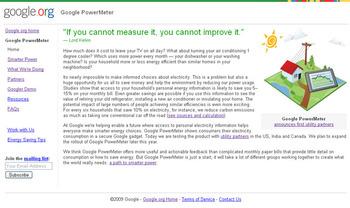 Googlepowermeter