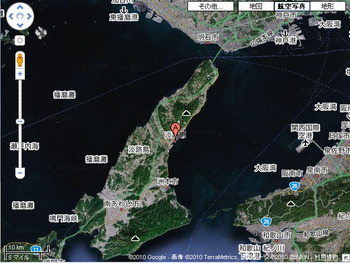 Googlemapawajishi
