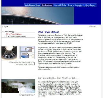 Wavepowerstation