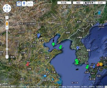 Bohai_bay_map