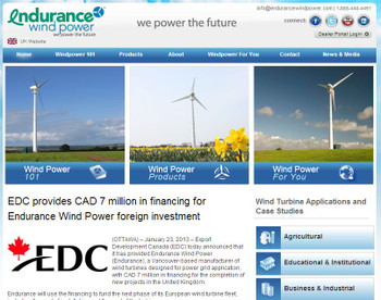 Endurance_wind_power_site