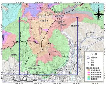 Bandai_fukushima_geothermal_map