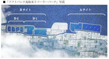 Sbenergy_tottori_solar_map