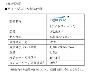 Agc_light_module_pv_spec_table_2