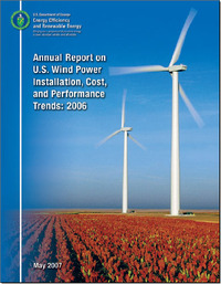 Doe2007_annual_report_wind_power_us