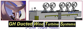 ghductedwindturbine